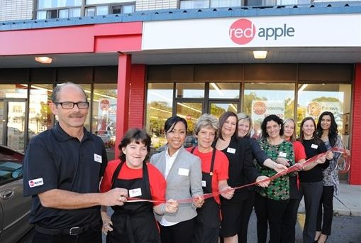 Red Apple Stores Survey Prizes