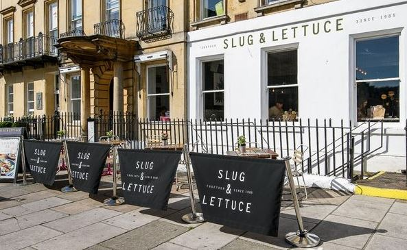 Slug and Lettuce Survey Rewards