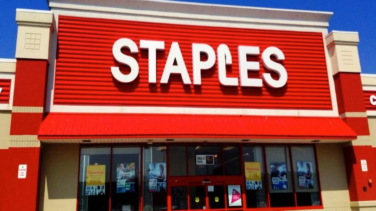 Staples UK Survey Rewards