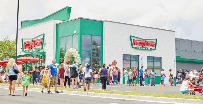 Talktokrispykreme Uk Survey