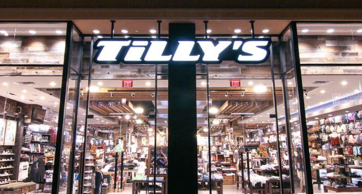Tilly's Survey Prizes