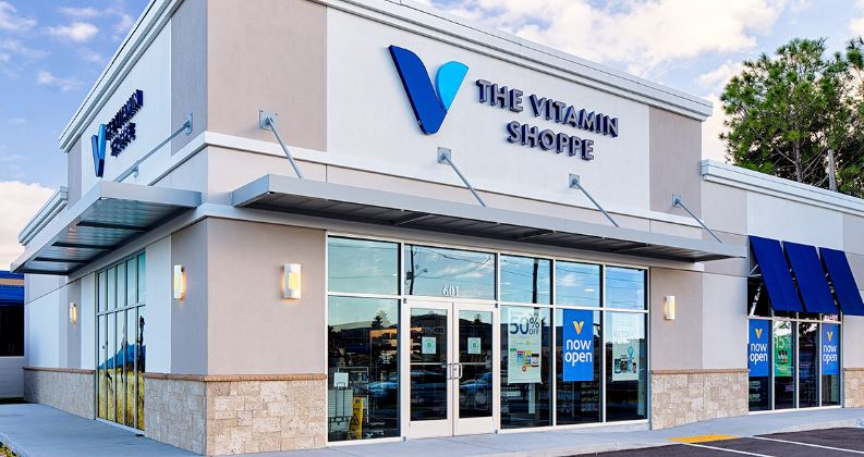 Vitamin Shoppe Survey Rewards