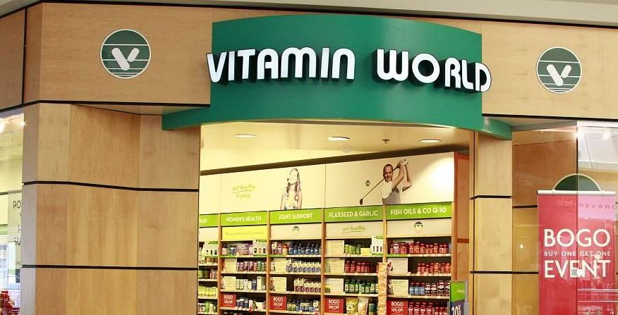 Vitamin World Survey prizes