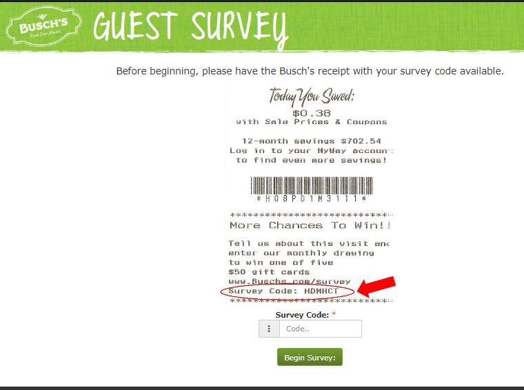 Busch's Survey