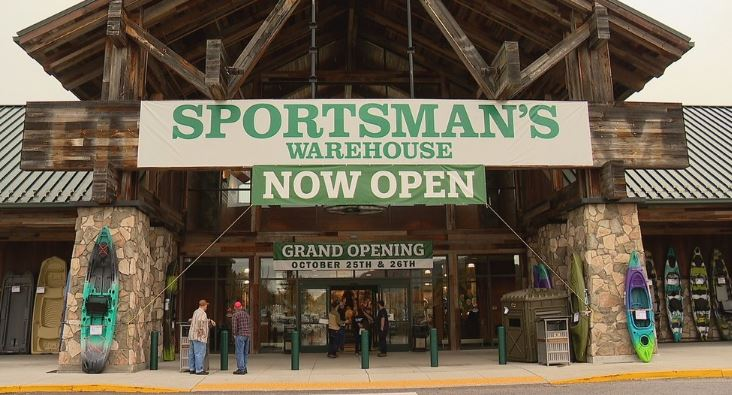 Sportsman's Warehouse Survey Rewards