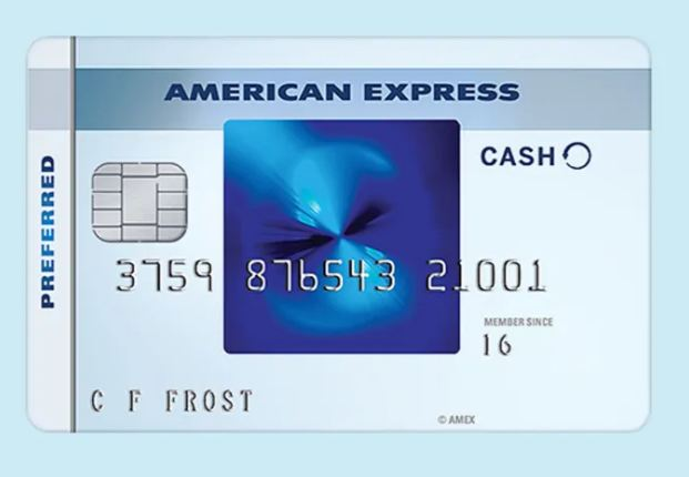 Blue Cash Preferred® from American Express