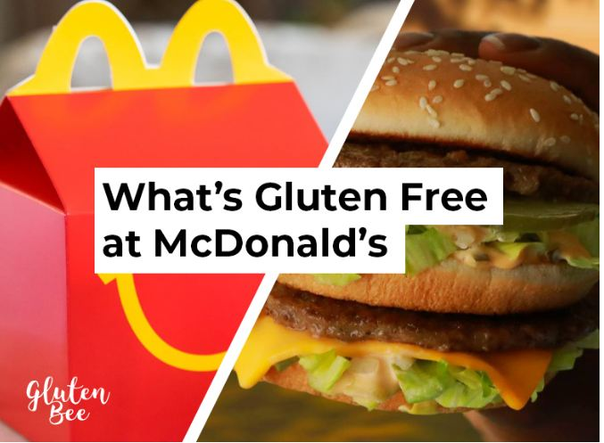 Mcdonald's Gluten Free Menu