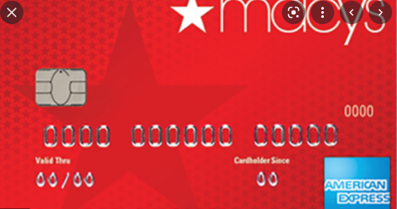 macy's card account